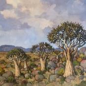 Sold | Theys, Conrad | Rand van die kokerboomwoud