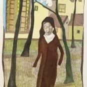 Sold   Van der Westhuizen, Pieter   Nun with dove