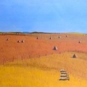Sold   Van der Westhuizen, Pieter   Cape Landscape