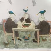 Sold | Van der Westhuizen, Pieter | Bird brains