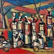 Sold   Van Essche, Maurice    Figures