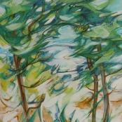 Sold | Vorster, Anna | Windy landscape