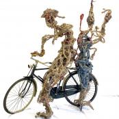 Zinkpe, Dominique | Ambiance vélo ( Bike atmosphere)