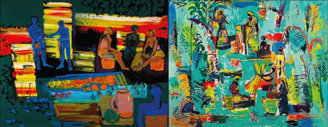 Walter Battiss: African Art