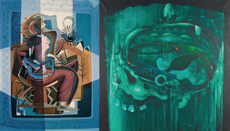 Alexis Preller Paintings