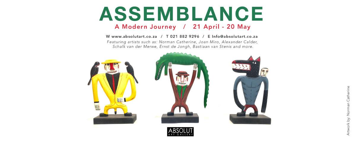 Assemblance Art Exhibition