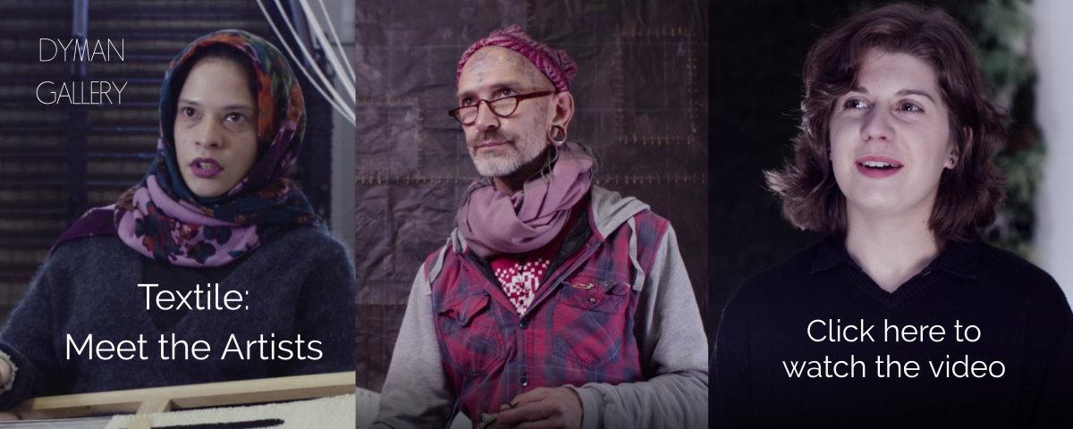 Rushda Deaney, Mark Rautenbach, Marguerite Roux - Textile video